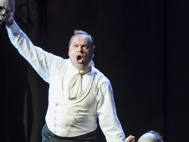 Michael Volle: How to keep your head in opera