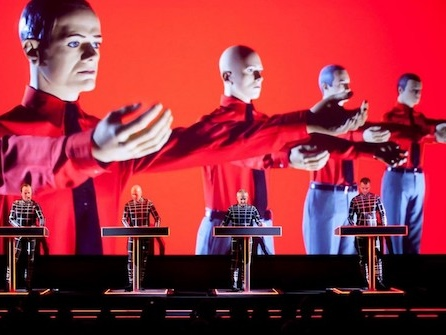 Europe, Endless? On Watching Kraftwerk Live, A Year After Brexit