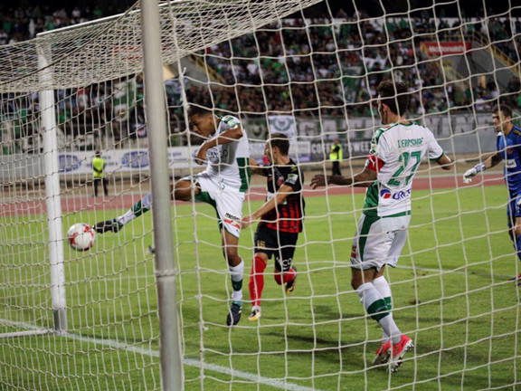 Cyprus Swill: Matt Derbyshire Makes Extreme Hash Of Open-Goal Sitter For AC Omonoia (Video)