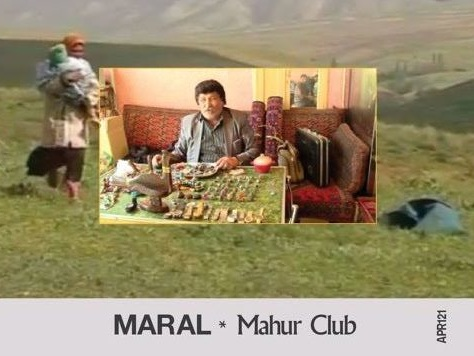 Maral is releasing a new mixtape via Astral Plane Recordings