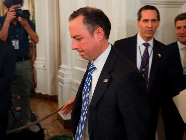 Reince Priebus Replaced as Chief of Staff by John Kelly in Cinematic Fashion