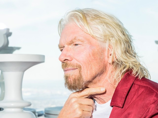 Richard Branson hires boutique bank to find funding for Virgin space companies after turning down Saudi money