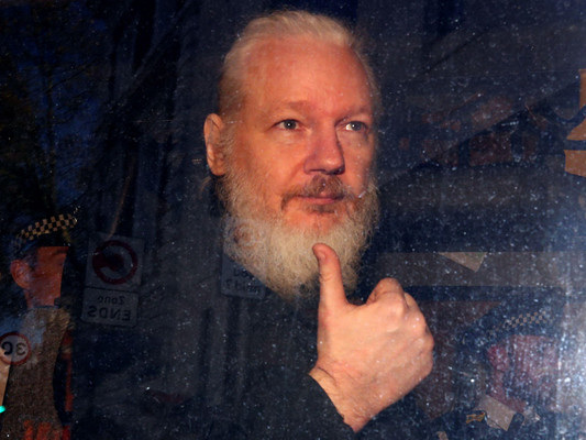 US government's appeal to extradite Julian Assange to be heard at UK High Court