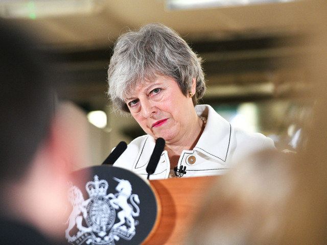 Brexit: what is Theresa May's plan B?