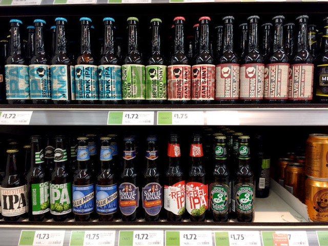 Minimum Unit Pricing: Let's See How it Goes