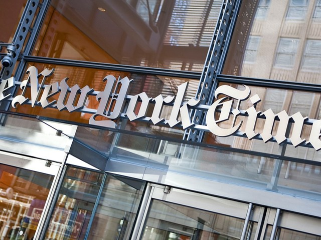 NY Times Corrects Story After Legal Threat, Admits Babylon Bee Is 'Satirical Website' and Not 'Misinformation'