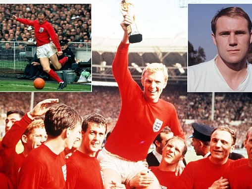 Ray Wilson, one of England's 1966 World Cup-winning heroes, dies aged 83