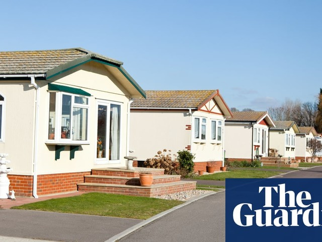 Park homes: cheaper than bricks and mortar, but not trouble free