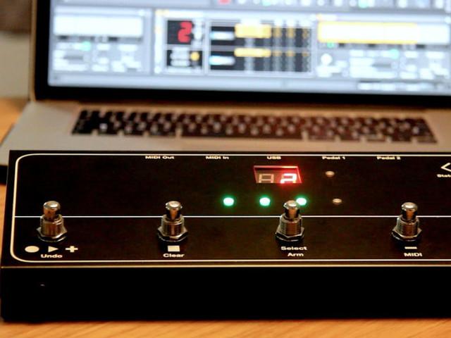 State Of The Loop Ableton looper pedal board hits Kickstarter