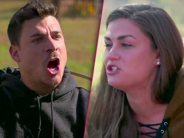 Another 'Vanderpump' Split? Jax & Brittany's Relationship Explodes On Spinoff