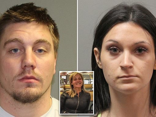 Man and girlfriend LAUGHED when they found out her mother lost an eye