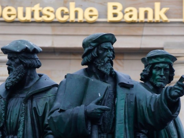 Trump's long and winding history with Deutsche Bank could now be at the center of Robert Mueller's investigation