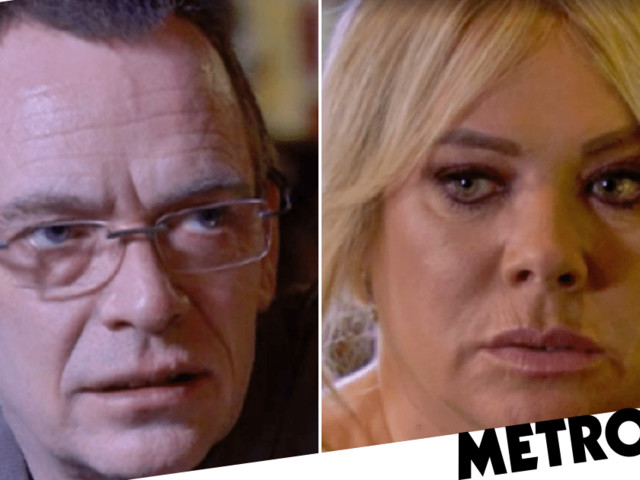 EastEnders spoilers: Ian Beale's fate is sealed as Phil Mitchell gets Sharon a deadly drug to kill him