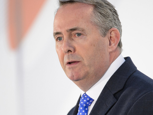 Liam Fox's 'Madhouse' Brexit Plan Will See UK Flooded With Low-Standard Food, Farming Union Warns