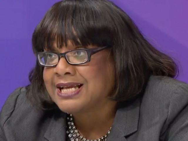 Diane Abbott Criticised Over BBC Question Time Comments About Brexit And Racism