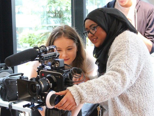 BFI LAUNCHES SEARCH FOR THE UK'S FILMMAKING STARS OF THE FUTURE