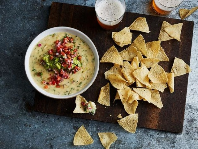 The Trick to Smooth, Melty, Austin Diner–WorthyQueso