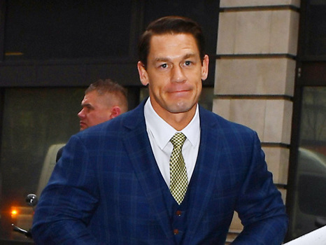 John Cena & New Girlfriend Shay Shariatzadeh Attend WWE Raw Together: He's 'Really Into' Her