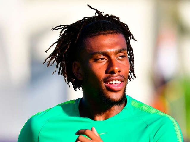 Alex Iwobi explains reason behind leaving Arsenal for Everton