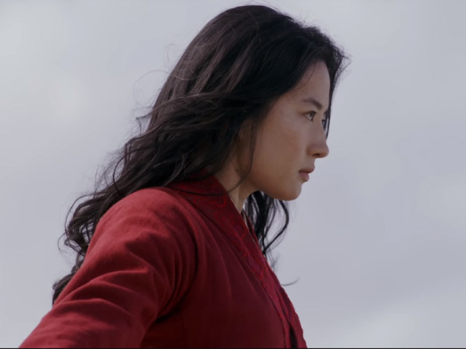 'Mulan' Star Crystal Yifei Liu Skips D23 Amid International Controversy
