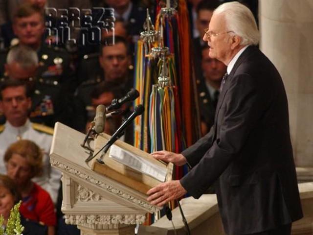 'America's Pastor' Billy Graham Passes Away At 99