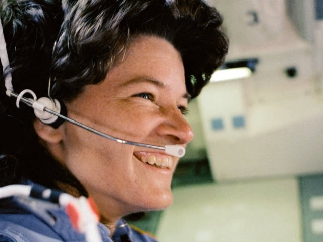 Read the 40-word letter astronaut Sally Ride wrote to NASA that led to her becoming the 1st American woman in space