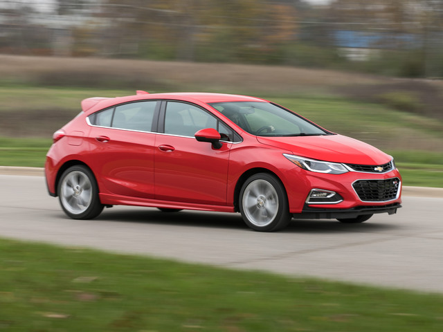 Honored to Get a Mention: 2018 Chevrolet Cruze, Tested in Depth!
