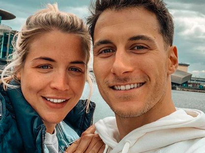 Gemma Atkinson and Gorka Marquez share first pictures of adorable baby girl and reveal her name