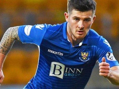Matty Kennedy: Aberdeen 'encouraged' to pursue talks with St Johnstone