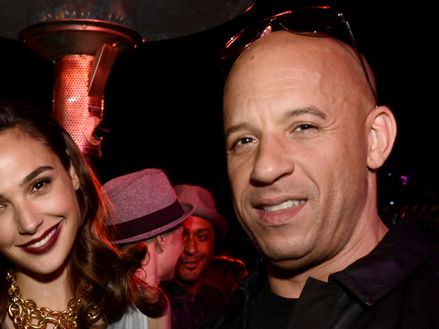 Gal Gadot Introduces Daughter Maya to Her 'Fast & the Furious' Co-Star Vin Diesel!