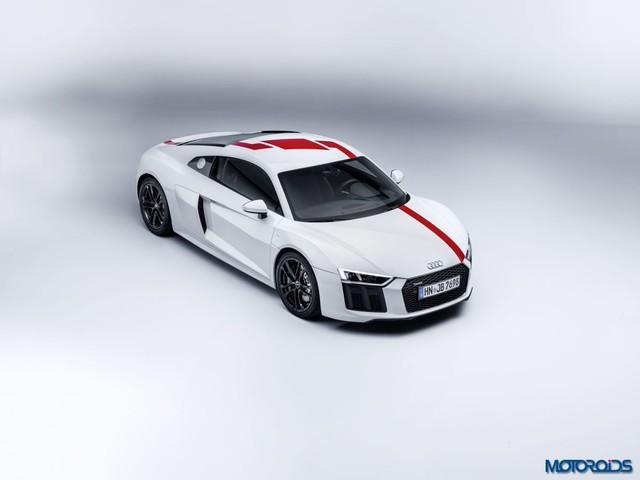2017 Frankfurt Motor Show: Limited Edition Audi R8 RWS Breaks Cover