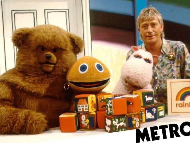 Remembering Geoffrey Hayes' show Rainbow as he dies aged 76