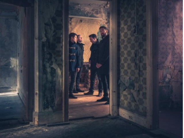 Slow Readers Club : fast rising Manchester band release new single