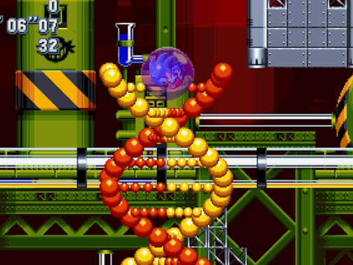Sonic Mania was already so good, I'd buy an incomplete version from June as-is