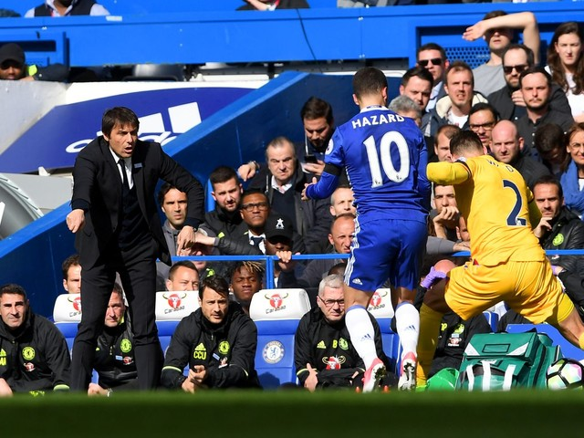 Conte not panicking after rare Chelsea home loss: 'We are a strong team'