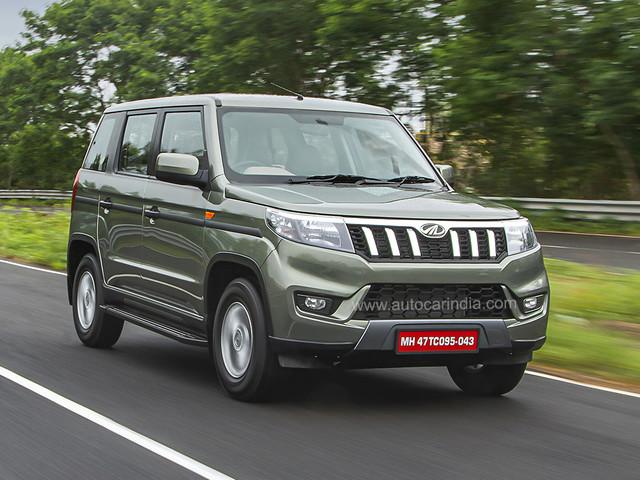 Review: Mahindra Bolero Neo review, test drive