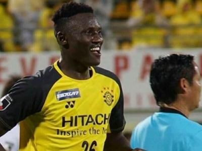 Michael Olunga: Harambee Stars striker grabs a brace as Kashiwa Reysol triumph