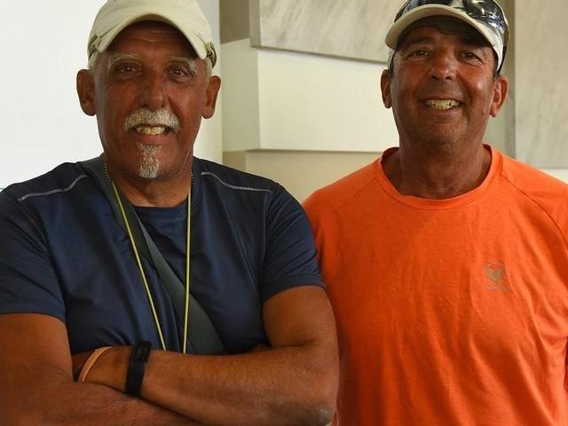 Kayaking duo raise more than €20,000 despite weather cutting trip short
