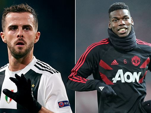 Miralem Pjanic insists Paul Pogba would be welcomed back at Juventus