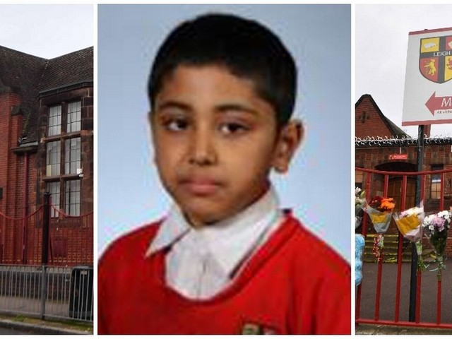 Tragic boy, 10, died five days after hitting head at school, inquest told