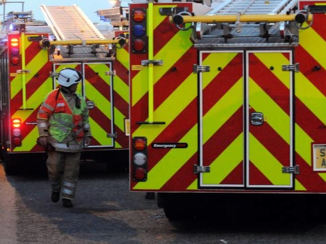 Fire crews called out to hedge fire in the Gramps in Aberdeen