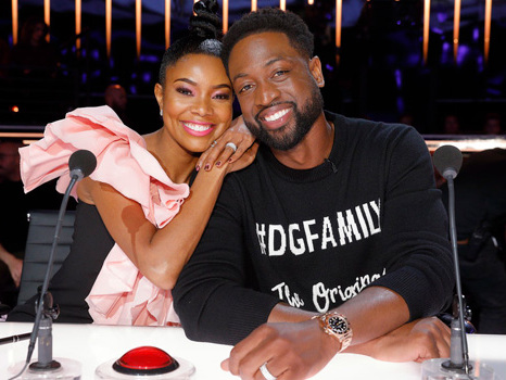 'AGT' Recap: Dwyane Wade Gives Indian Dance Group His Golden Buzzer After Epic Performance