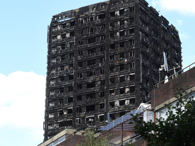Kensington And Chelsea Council Told To Sever Ties With TMO Two Months On From Grenfell Disaster