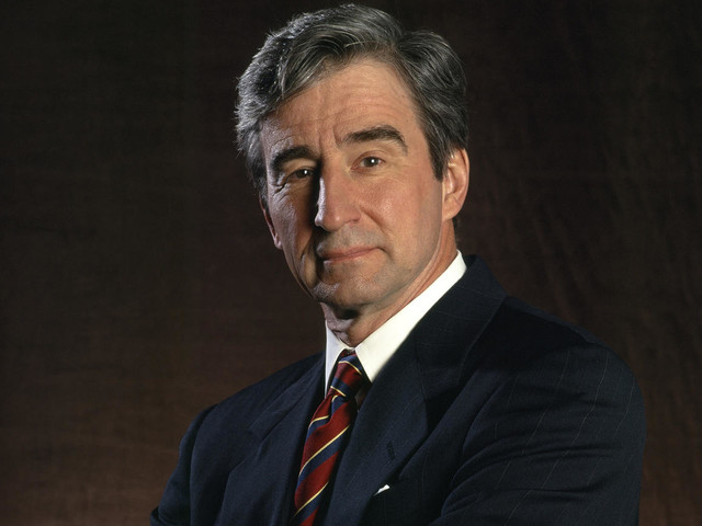 Sam Waterston Is Headed Back to the Law & Order Universe