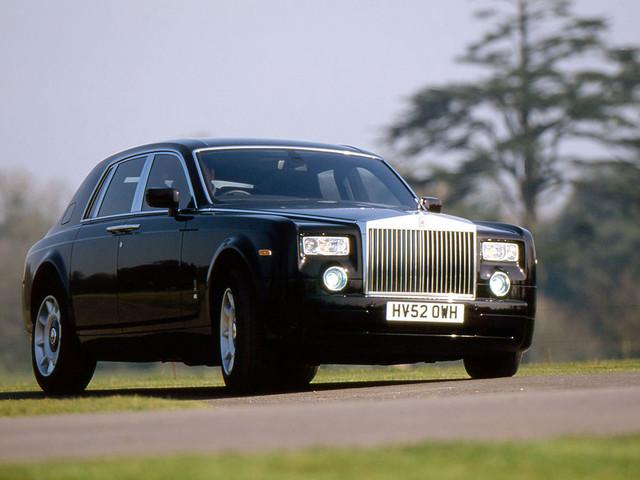 Used car buying guide: Rolls-Royce Phantom