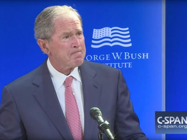 No Bush, No Trump