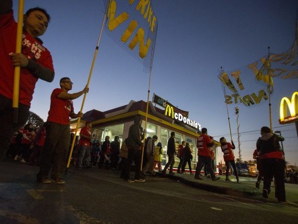McDonald's workers' requests are reasonable – they deserve to be met