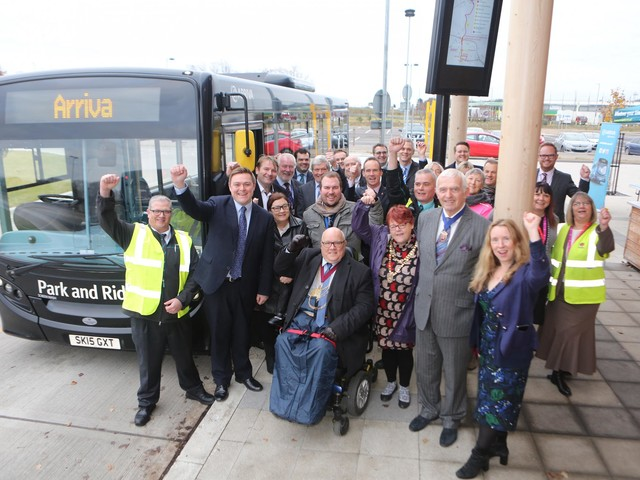 Changes to Park and Ride service branded a 'victory for common sense'