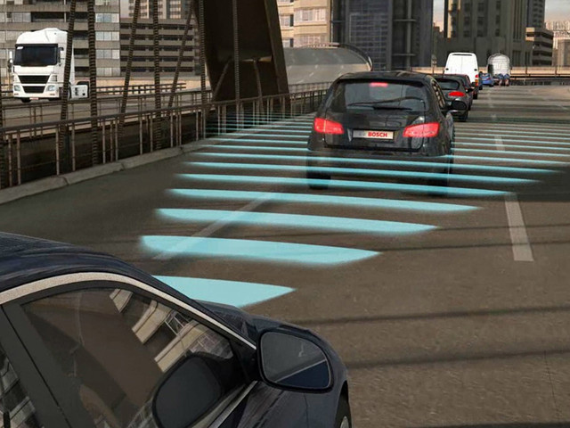 Under the skin: How the new automated lane system will work
