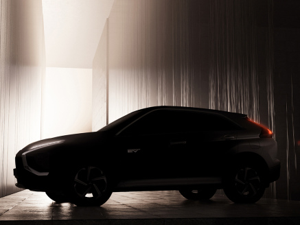 Mitsubishi introducing PHEV version of redesigned Eclipse Cross; 2nd MMC PHEV on market